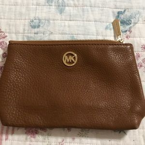 Michael Kors cosmetic pouch
